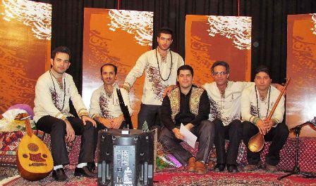 گروه موسیقی هونیاک ، یادمان استاد جلال ذوالفنون ، آمل